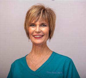 Susan McLain, Senior Hygienist